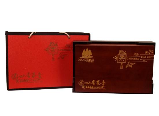 红树林药业春节英德红茶礼品定制